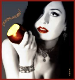 apple of seduction - apple's iconoclasic logo