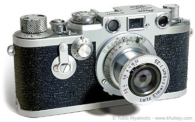Leica Camera - Retro Aesthetics Meets Naked Desire