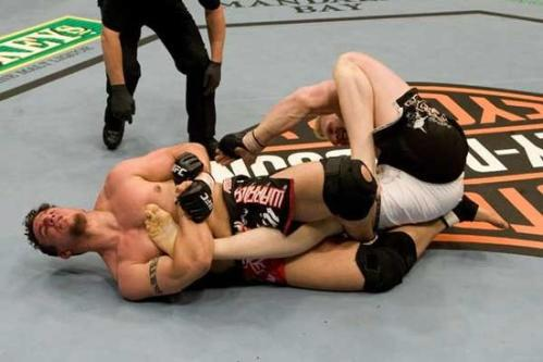 Skill Over Size: Frank Mir puts the kibosh on Brock Lesnar in UFC 81 and temporarily quietens the waters roiled by Brock Lesnar's fast tracked ascension to heavyweight championship.