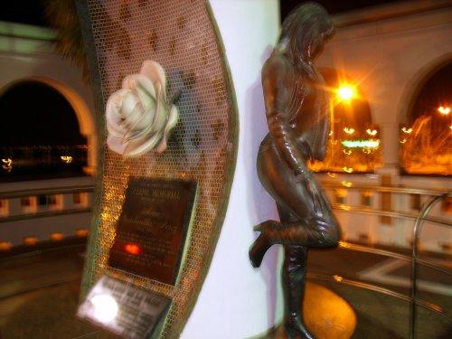 Selena at Mirador De La Flor