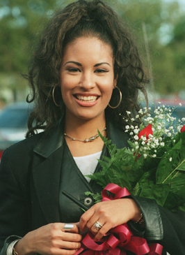 Selena - Bouquet with Rose - Corpus Christi Caller Times