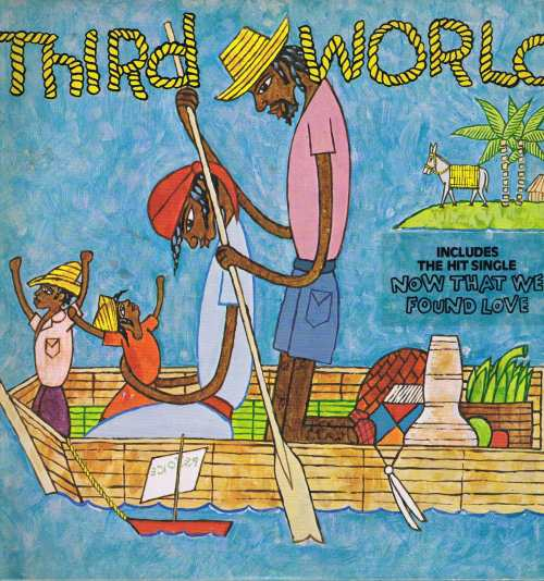 Third World, Journey to Addis, Now That We Found Love - Album Cover Design: Tony Wright