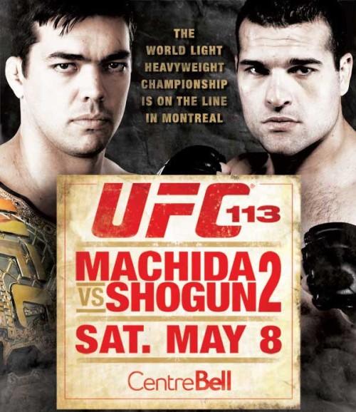 Machida vs Shogun II