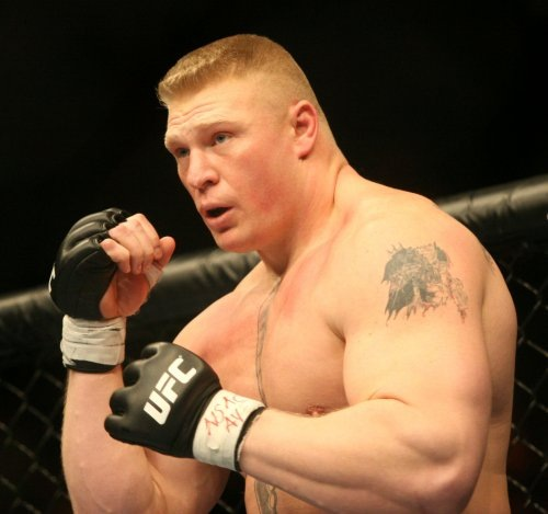 Brock Lesnar - Stand And Deliver